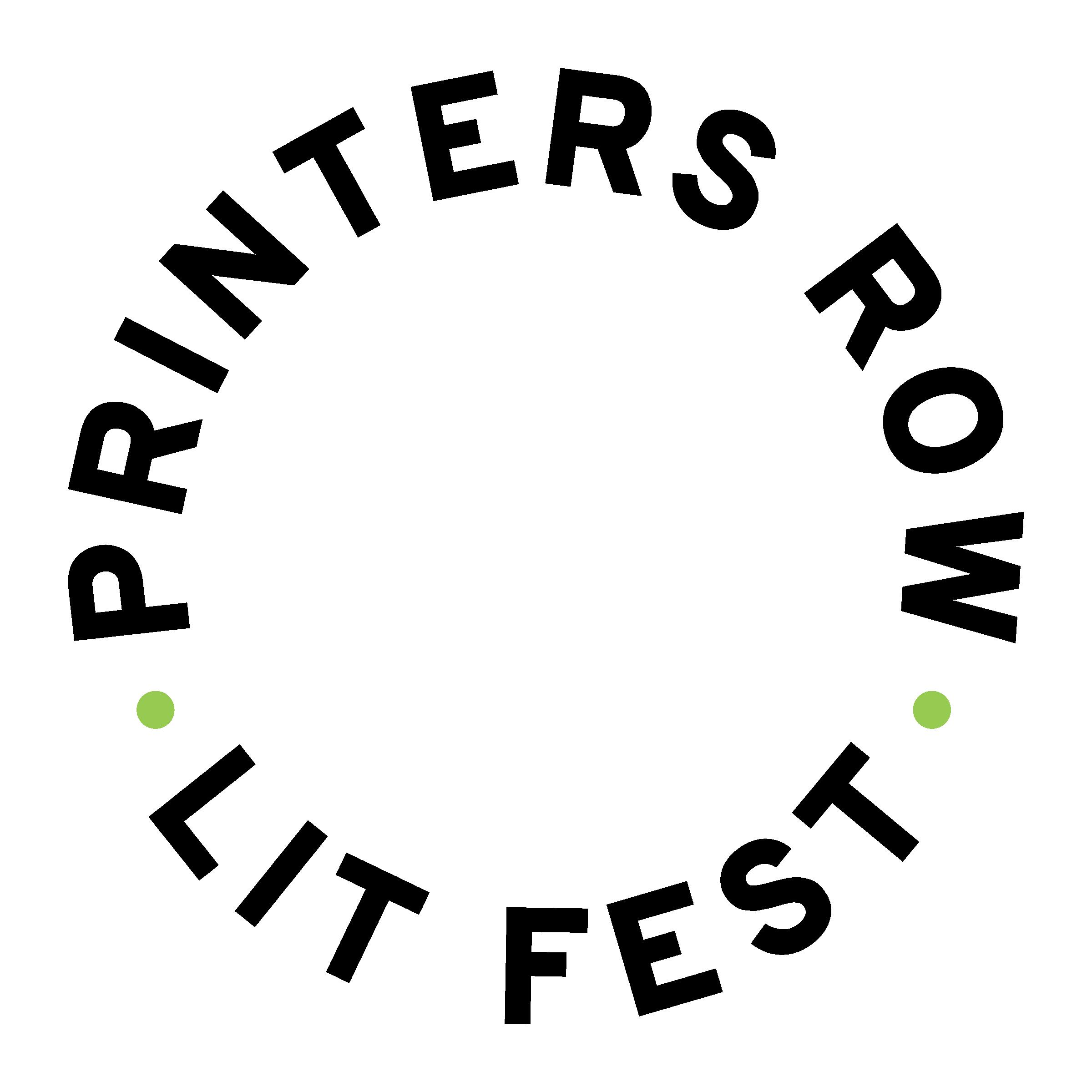 Lit Fest Logo