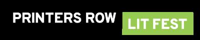 Printers Row Lit Fest Logo
